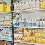 Prodotti Chimici per la disinfestazione: Copyr, Vape, Bayer.