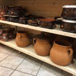 Manufatti in terracotta, per riportare la tradizione in tavola.